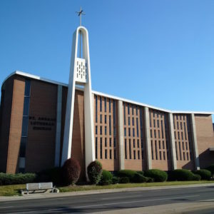 photo of St.Ansgar church