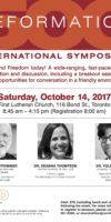 DELKINA Reformation 500 Symposium